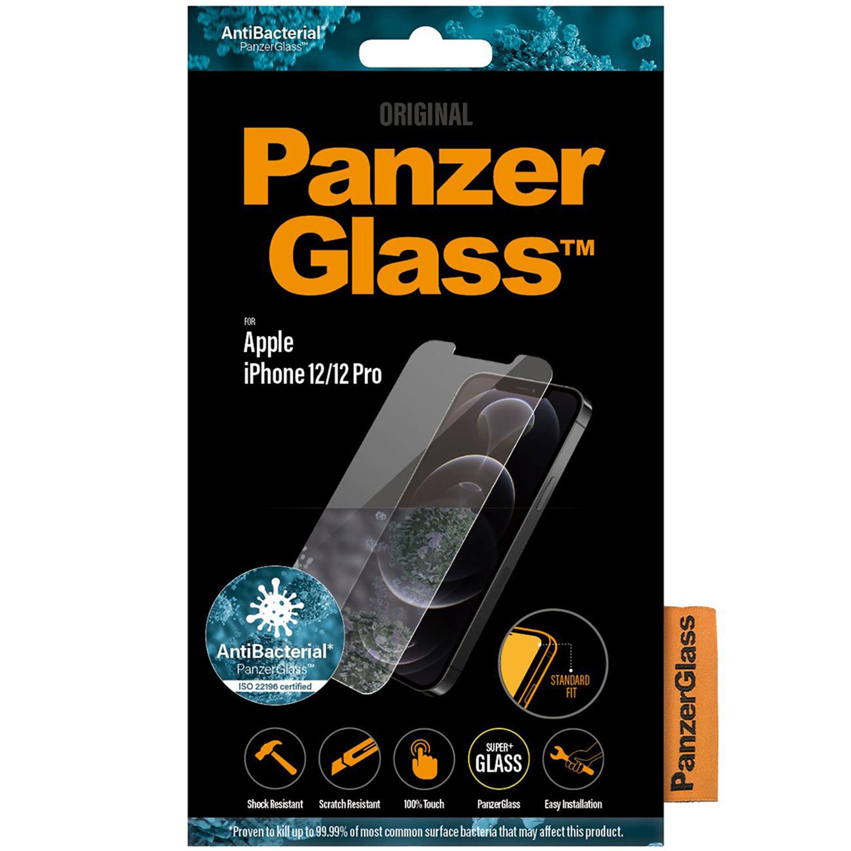 PanzerGlass Displayschutzfolie für das iPhone 12 (Pro)