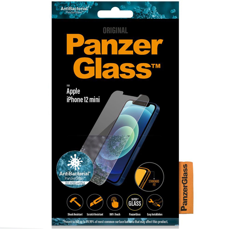 PanzerGlass Displayschutzfolie für das iPhone 12 Mini