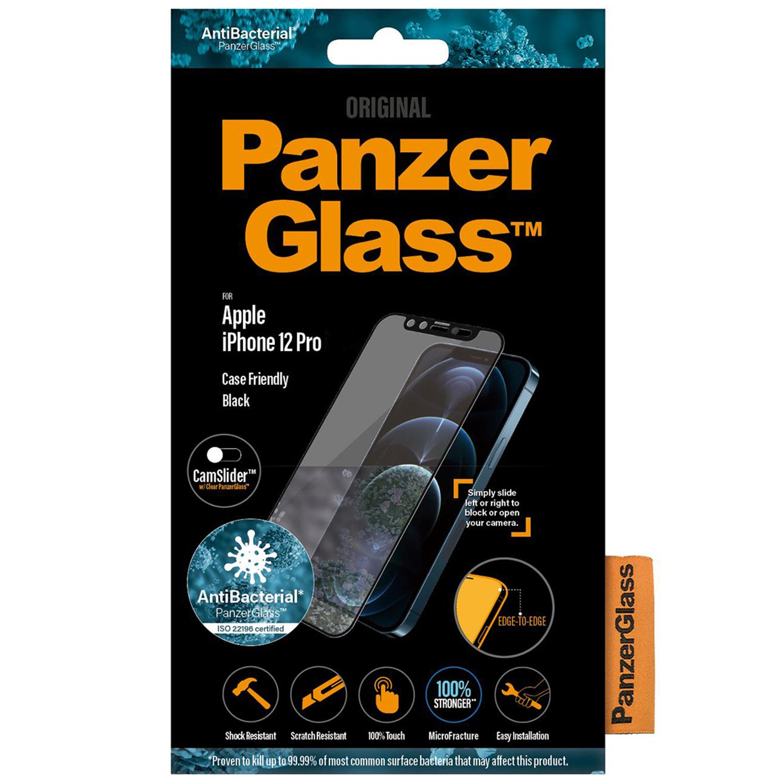 PanzerGlass CamSlider™ Screen Protector für das iPhone 12 (Pro)