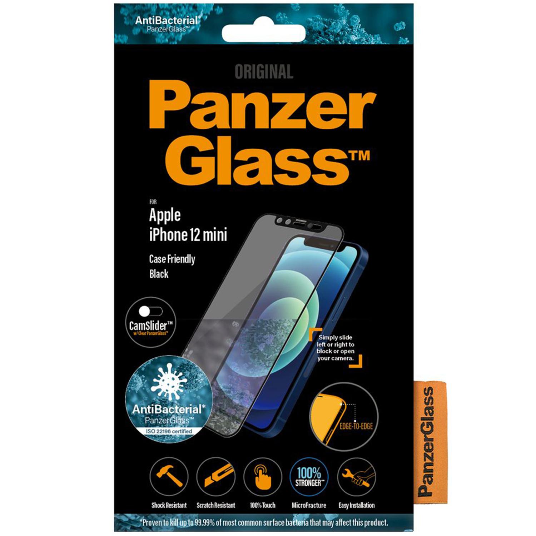 PanzerGlass CamSlider™ Screen Protector für das iPhone 12 Mini