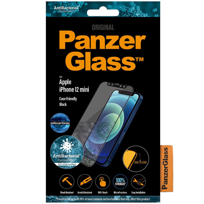 PanzerGlass CF AntiBlueLight Screenprotector iPhone 12 Mini
