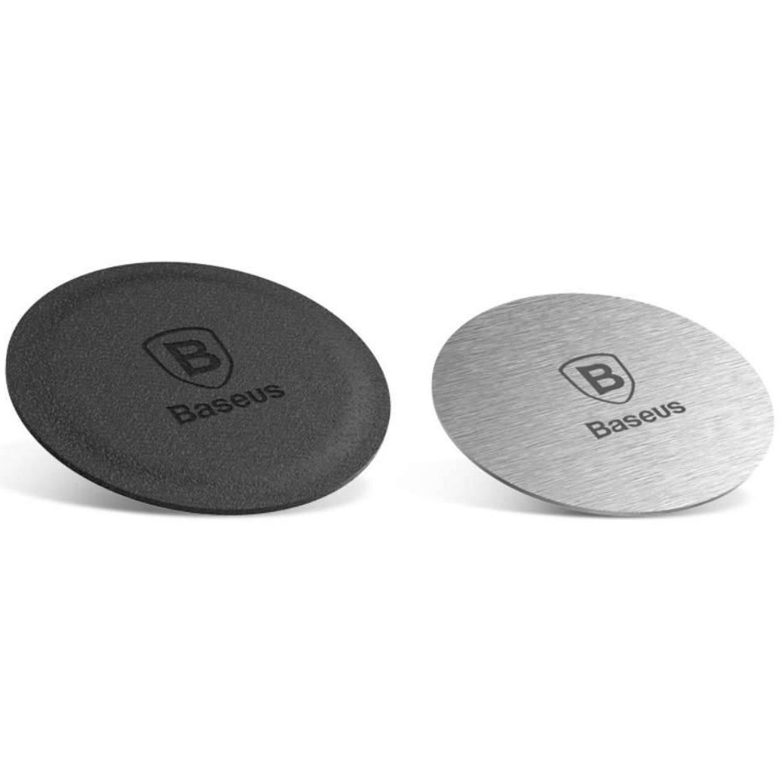 Baseus Magnetplatten - Schwarz / Silber