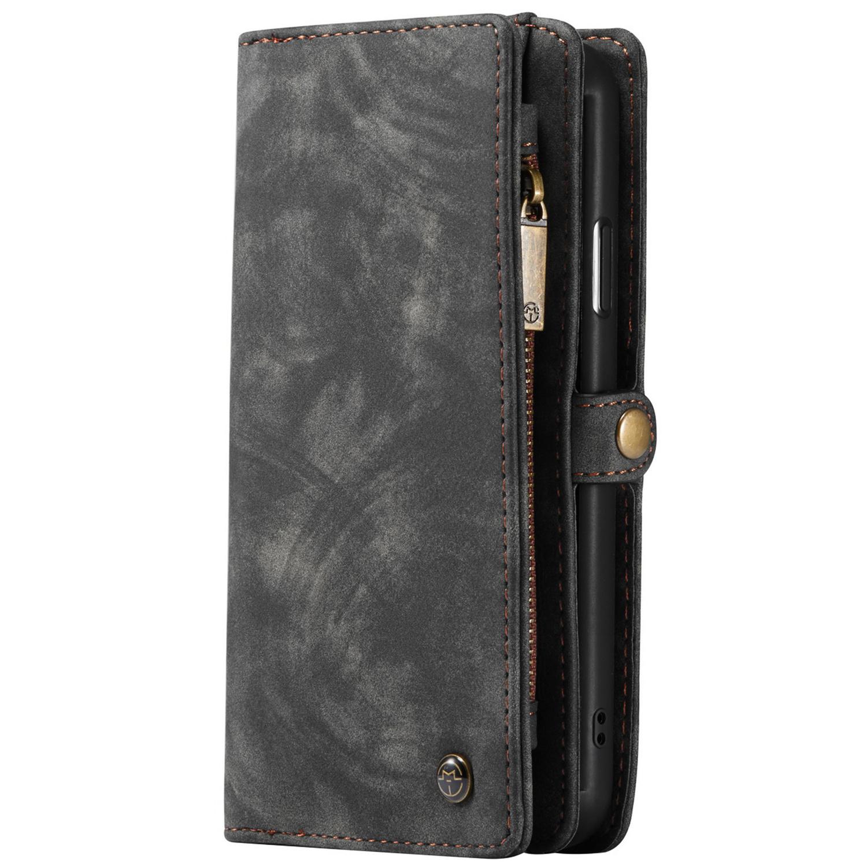 CaseMe Luxuriöse 2-in-1-Portemonnaie-Hülle Leder iPhone 11 Pro