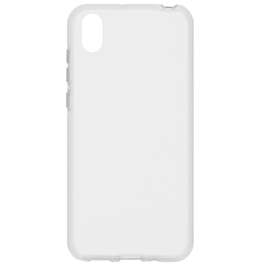 Accezz TPU Clear Cover Transparent für Huawei Y5 (2019)