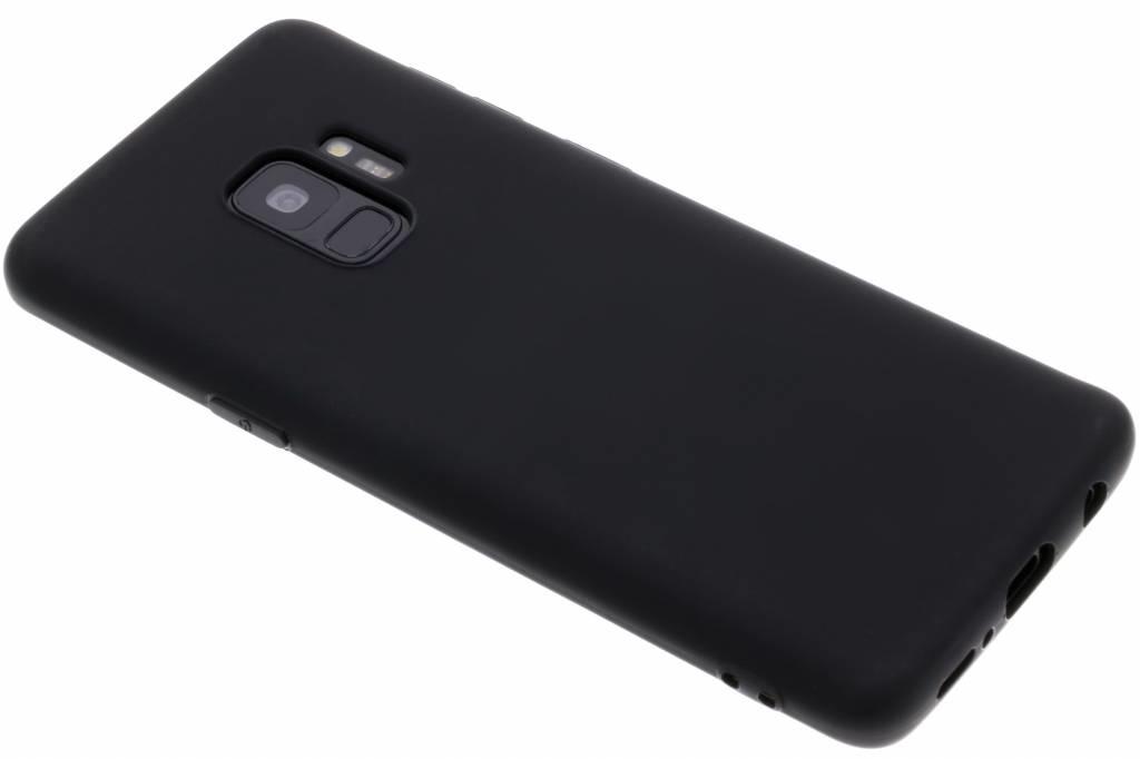 Schwarze Color TPU Hülle für Samsung Galaxy S9