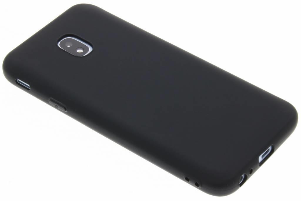 Schwarze Color TPU Hülle für Samsung Galaxy J3 (2017)