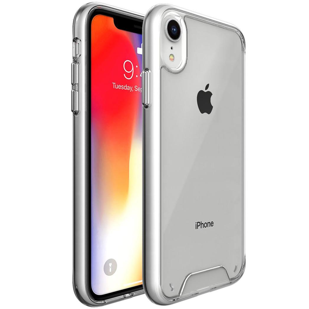 Accezz Xtreme Impact Case Transparent für das iPhone Xr