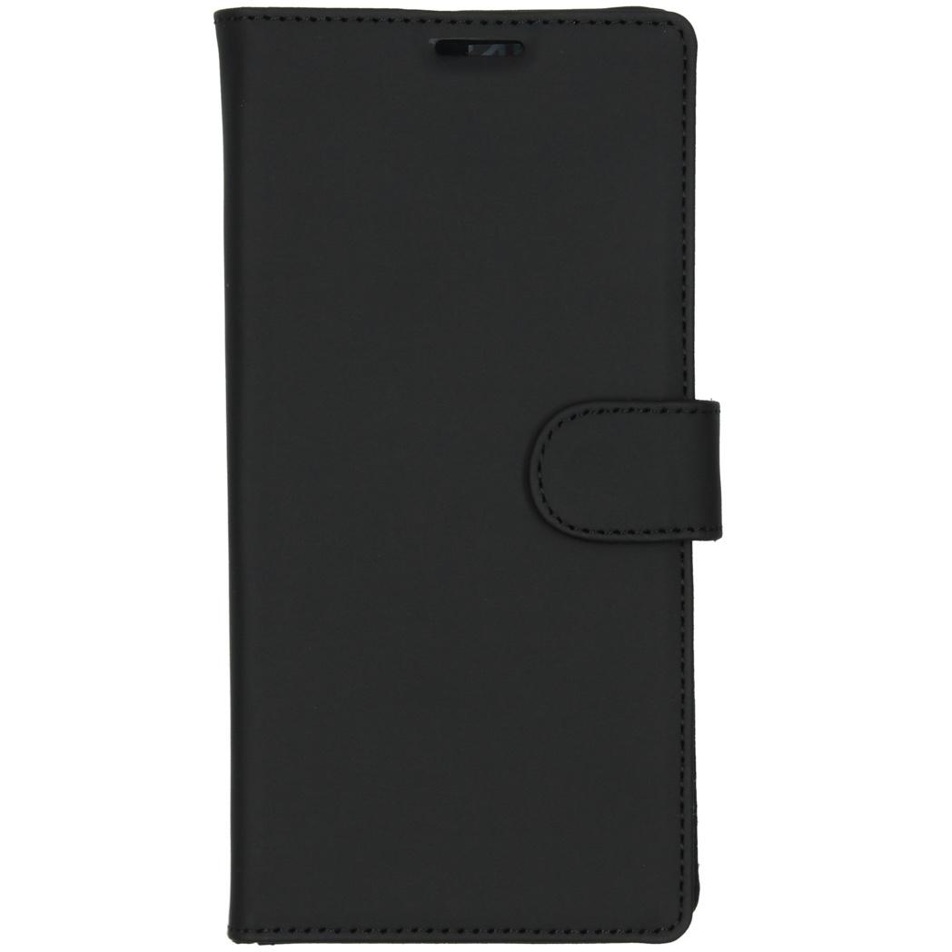 Accezz Wallet TPU Booklet Schwarz für das Galaxy Note 10 Plus