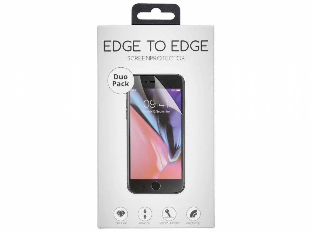 Selencia Duo Pack Screenprotector für Samsung Galaxy S9 Plus