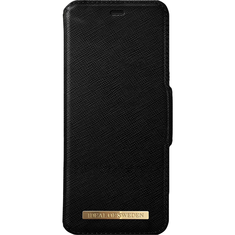 ideal of Sweden Fashion Wallet Schwarz für das Samsung Galaxy S20 Ultra