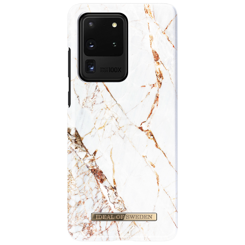 ideal of Sweden Carrara Gold Fashion Back Case Samsung Galaxy S20 Ultra