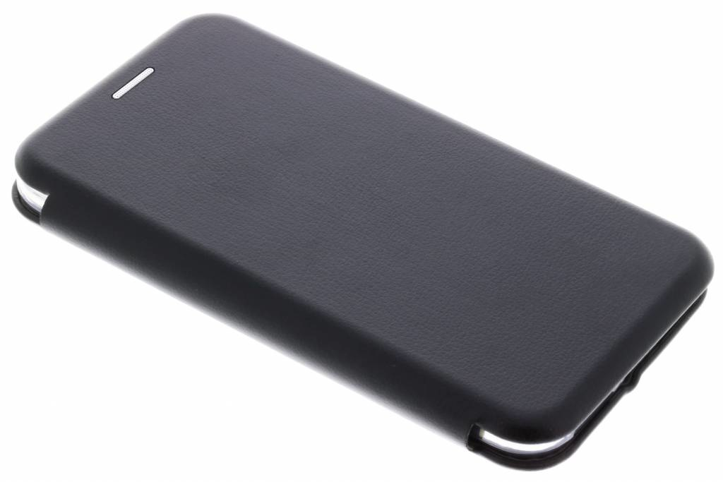 Schlankes Foliocase Schwarz iPhone Xs / X