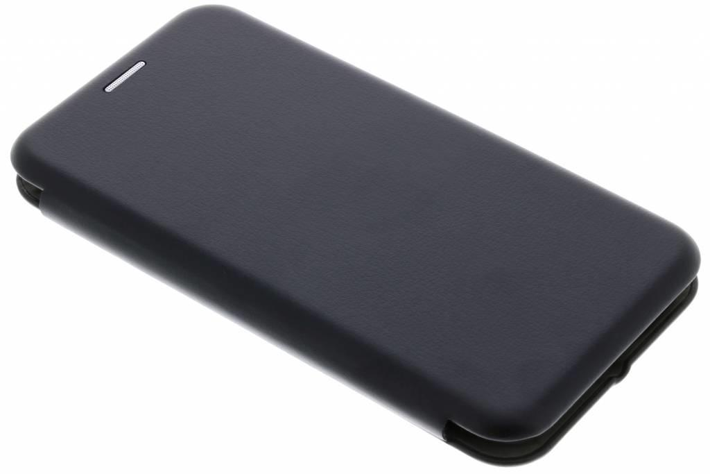 Schlankes Foliocase Schwarz Samsung Galaxy J3 (2017)