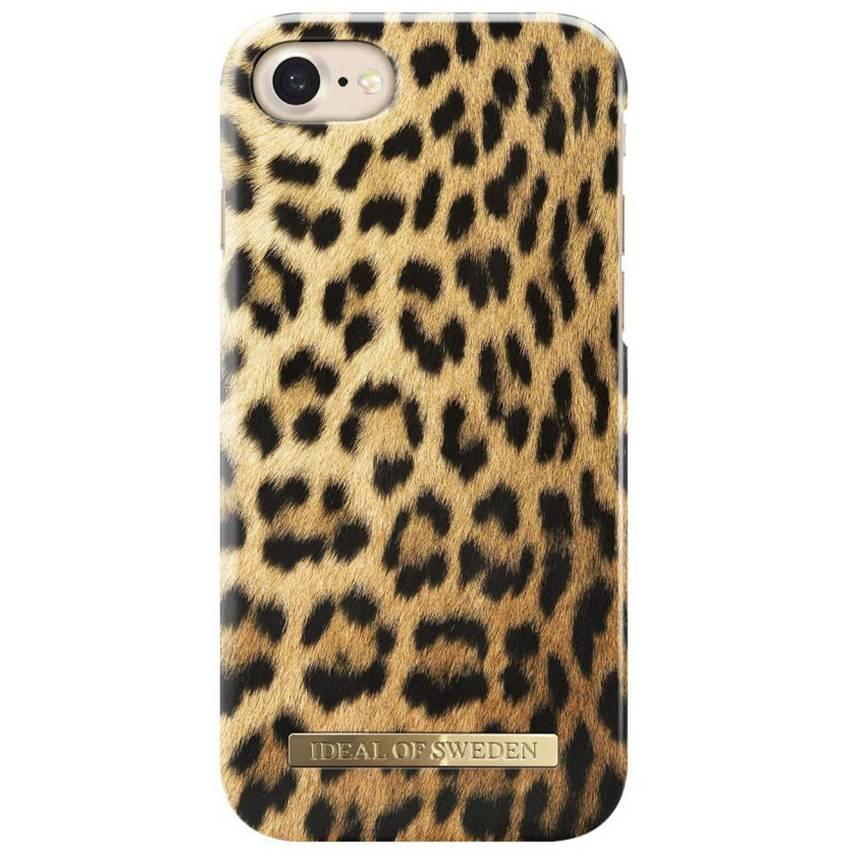 ideal of Sweden Wild Leopard Fashion Back Case iPhone SE (2020) /8 /7 / 6(s)