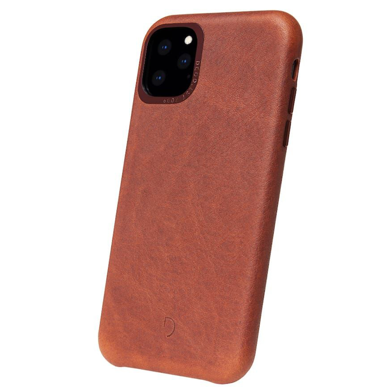 Decoded Leather Backcover Braun für das iPhone 11 Pro