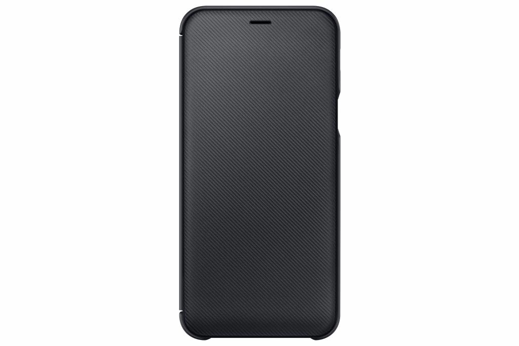 Samsung Schwarzes Wallet Cover Galaxy A6 (2018)
