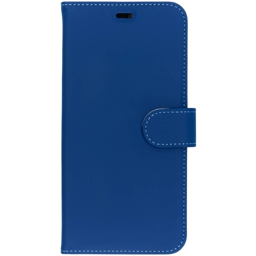 Accezz Wallet TPU Booklet Blau für das Samsung Galaxy J4 Plus