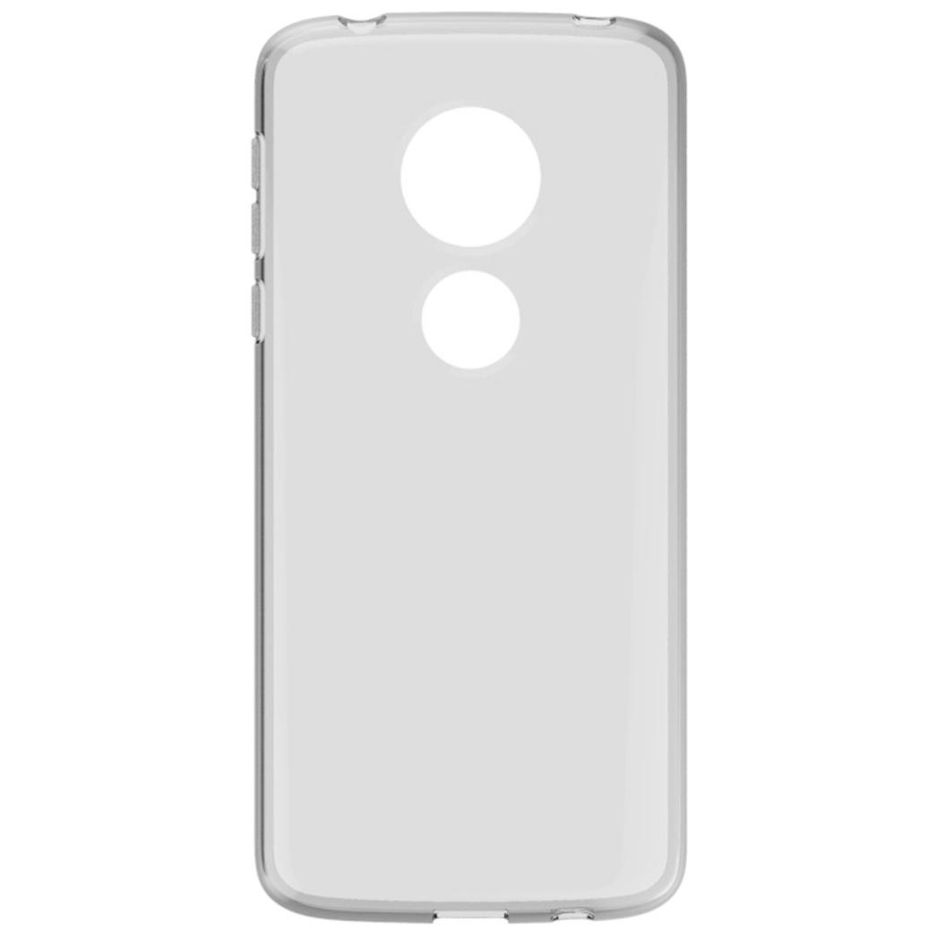 Accezz TPU Clear Cover Transparent für das Moto E5 / G6 Play