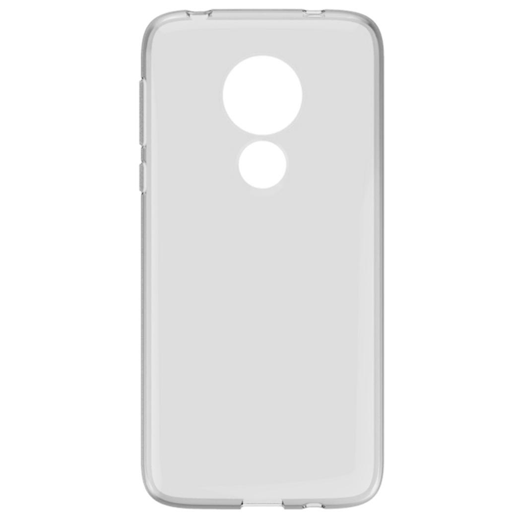 Accezz TPU Clear Cover Transparent für das Motorola G7 Power