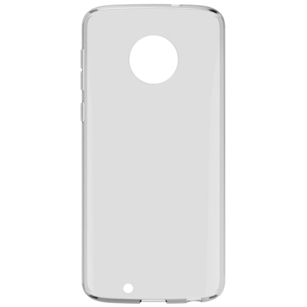 Accezz TPU Clear Cover für das Motorola Moto G6