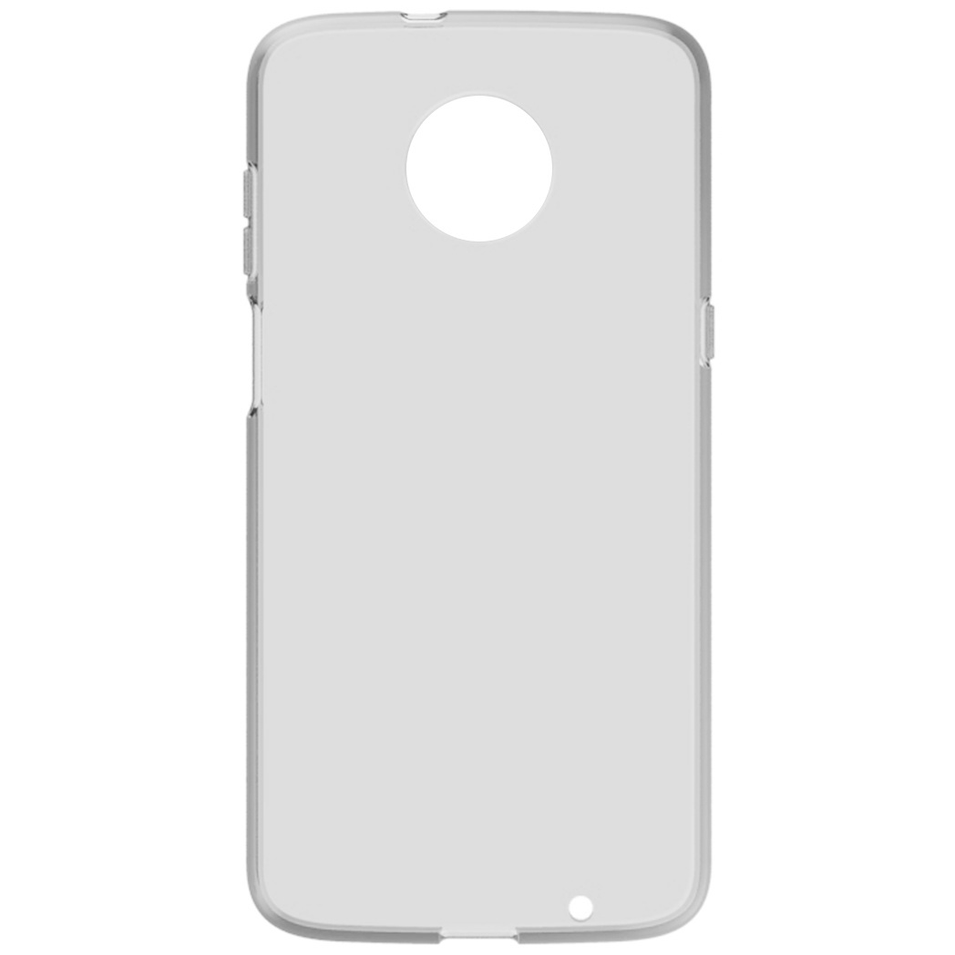 Accezz TPU Clear Cover für das Motorola Moto G6 Plus