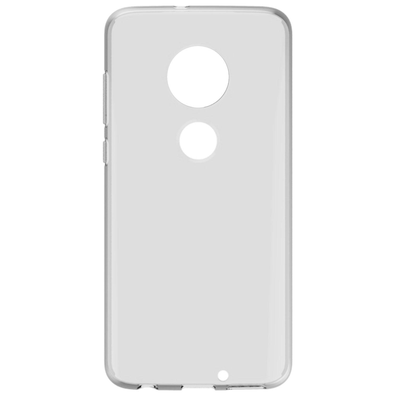 Accezz TPU Clear Cover Transparent für Motorola Moto G7 / G7 Plus