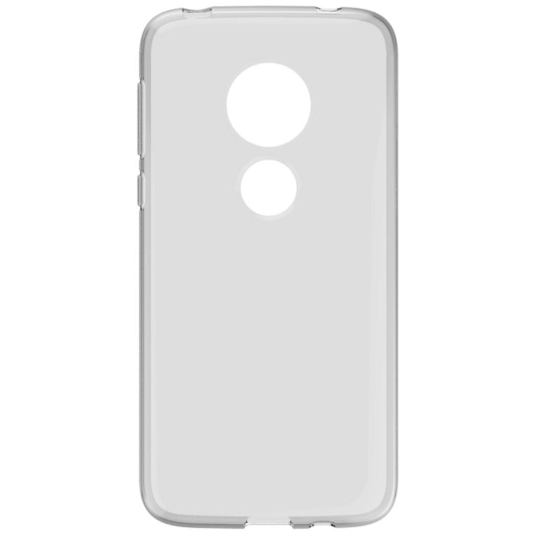 Accezz TPU Clear Cover Transparent für das Motorola Moto G7 Play