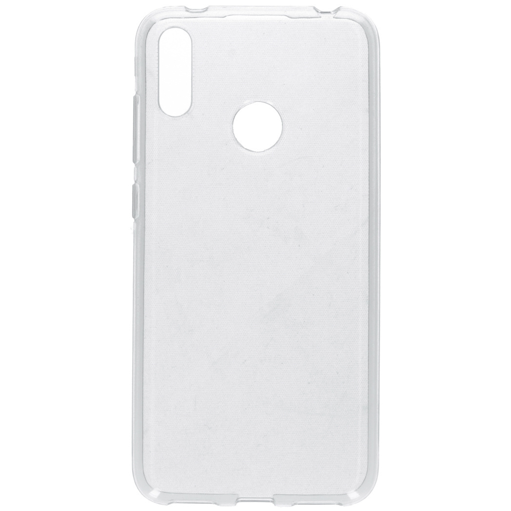 Accezz TPU Clear Cover Transparent für das Huawei Y7 (2019)