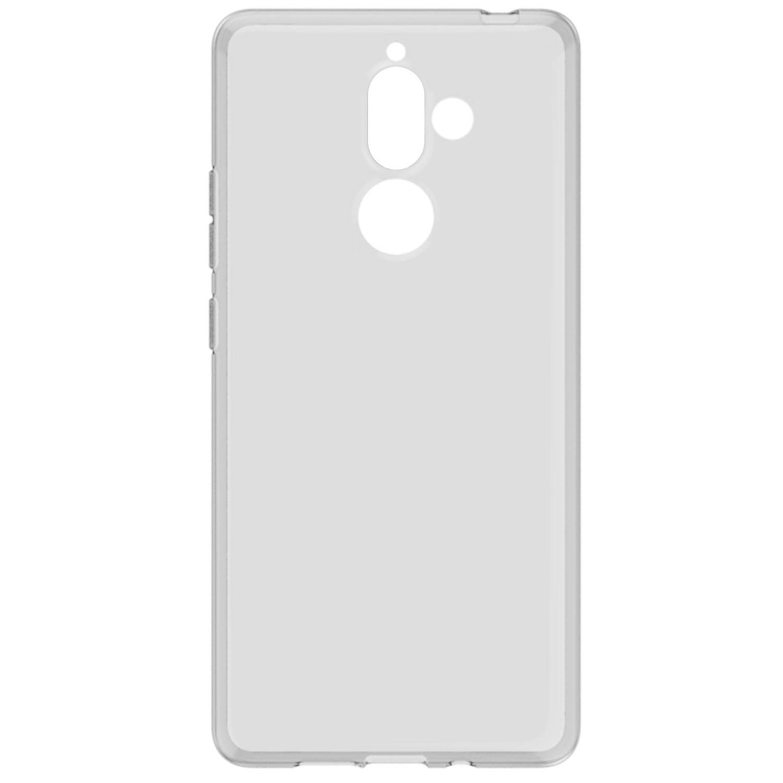 Accezz TPU Clear Cover für das Nokia 7 Plus
