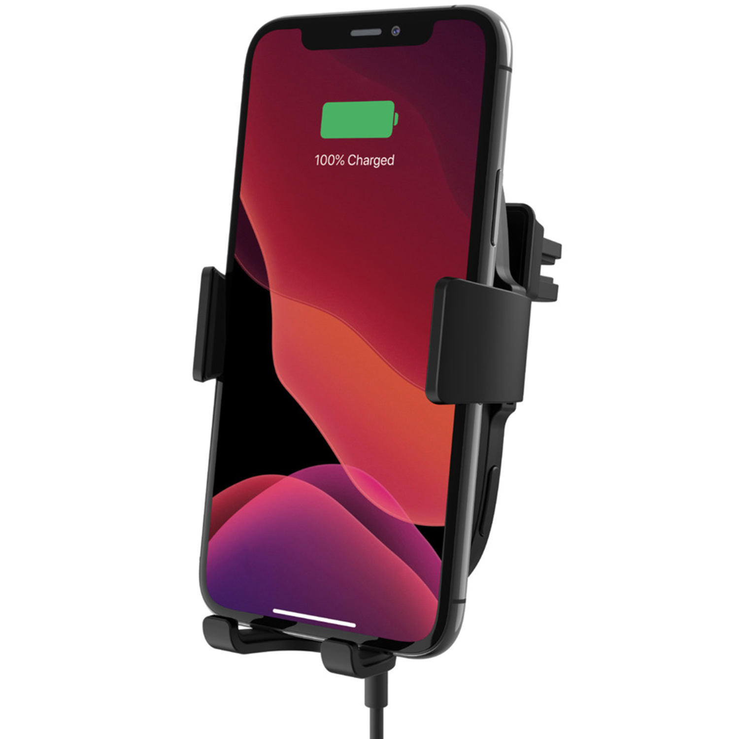 Belkin Boost↑Charge™ Wireless Car Charger Air Vent - 10W - Schwarz