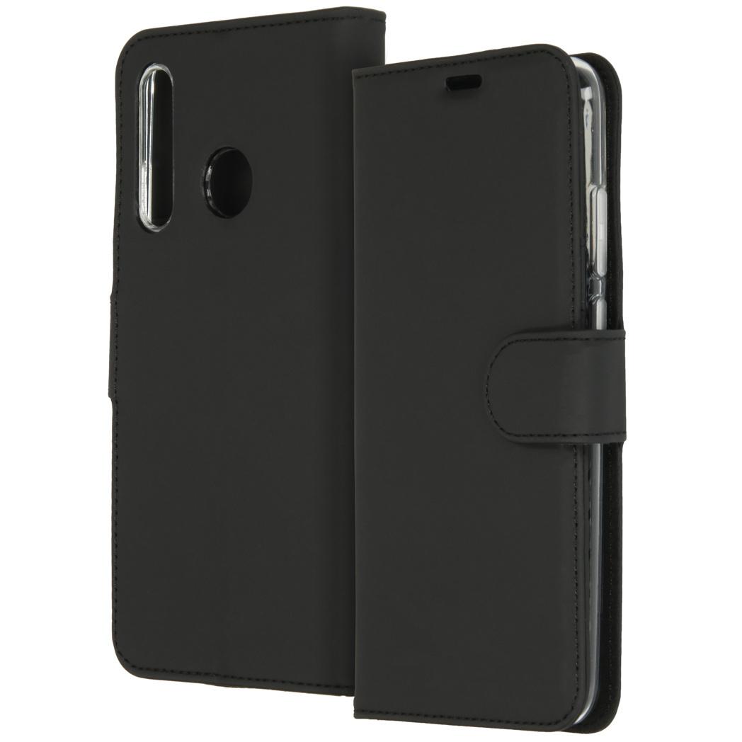 Accezz Wallet TPU Booklet Schwarz Huawei P Smart Plus (2019)