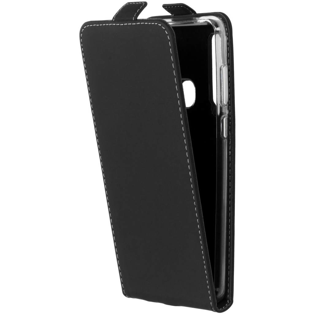 Accezz Flip Case Schwarz für das Samsung Galaxy A9 (2018)