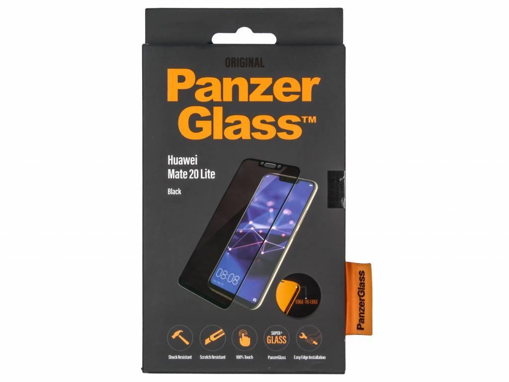 PanzerGlass Premium Displayschutzfolie Schwarz für Huawei Mate 20 Lite