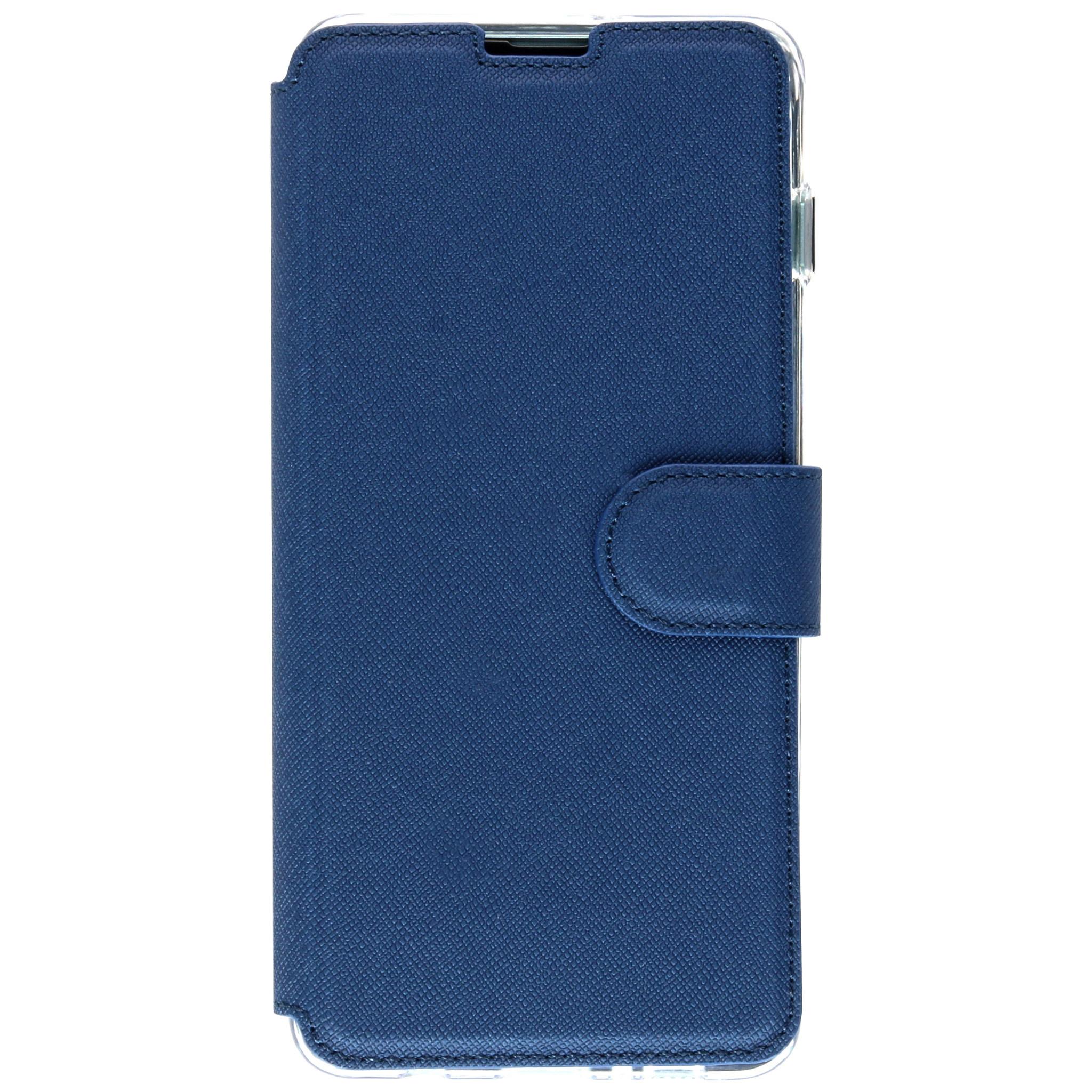 Accezz Xtreme Wallet Dunkelblau für das Samsung Galaxy S10 Plus