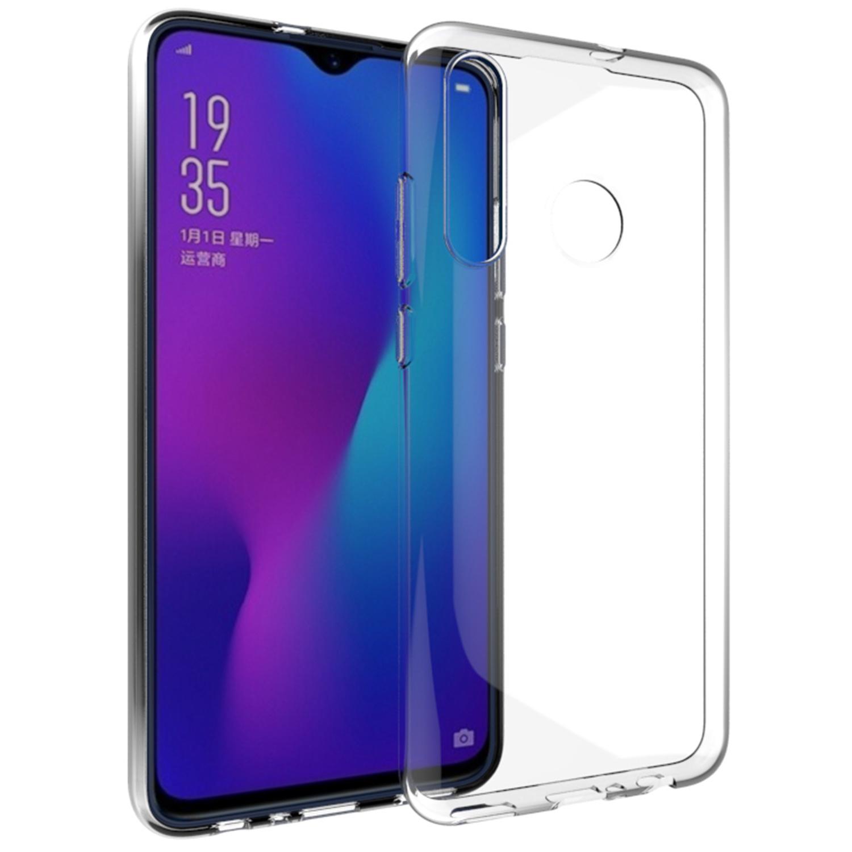 Accezz TPU Clear Cover Transparent für das Huawei P Smart Plus
