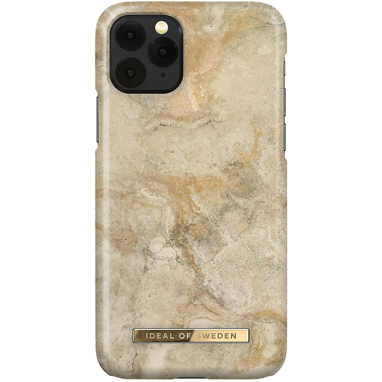 ideal of Sweden Fashion Back Case iPhone 11 - Sandstorm Marble