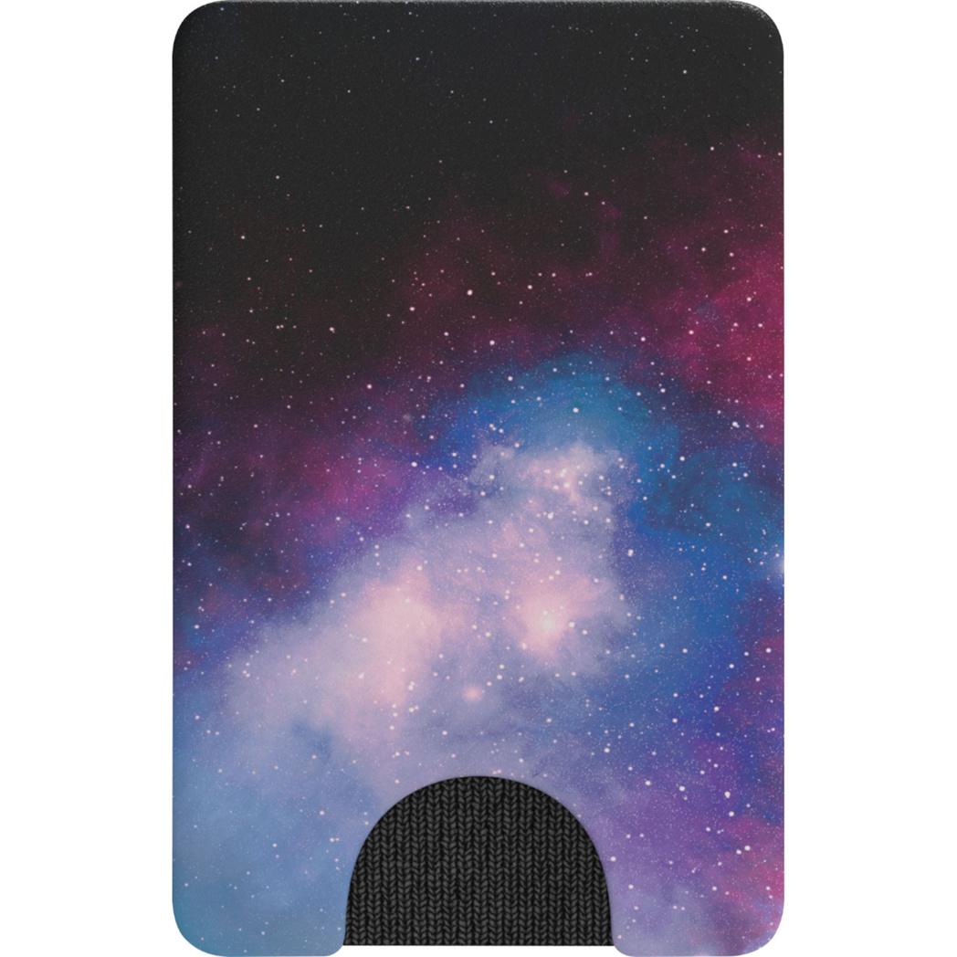 PopSockets PopWallet - Blue Galaxy