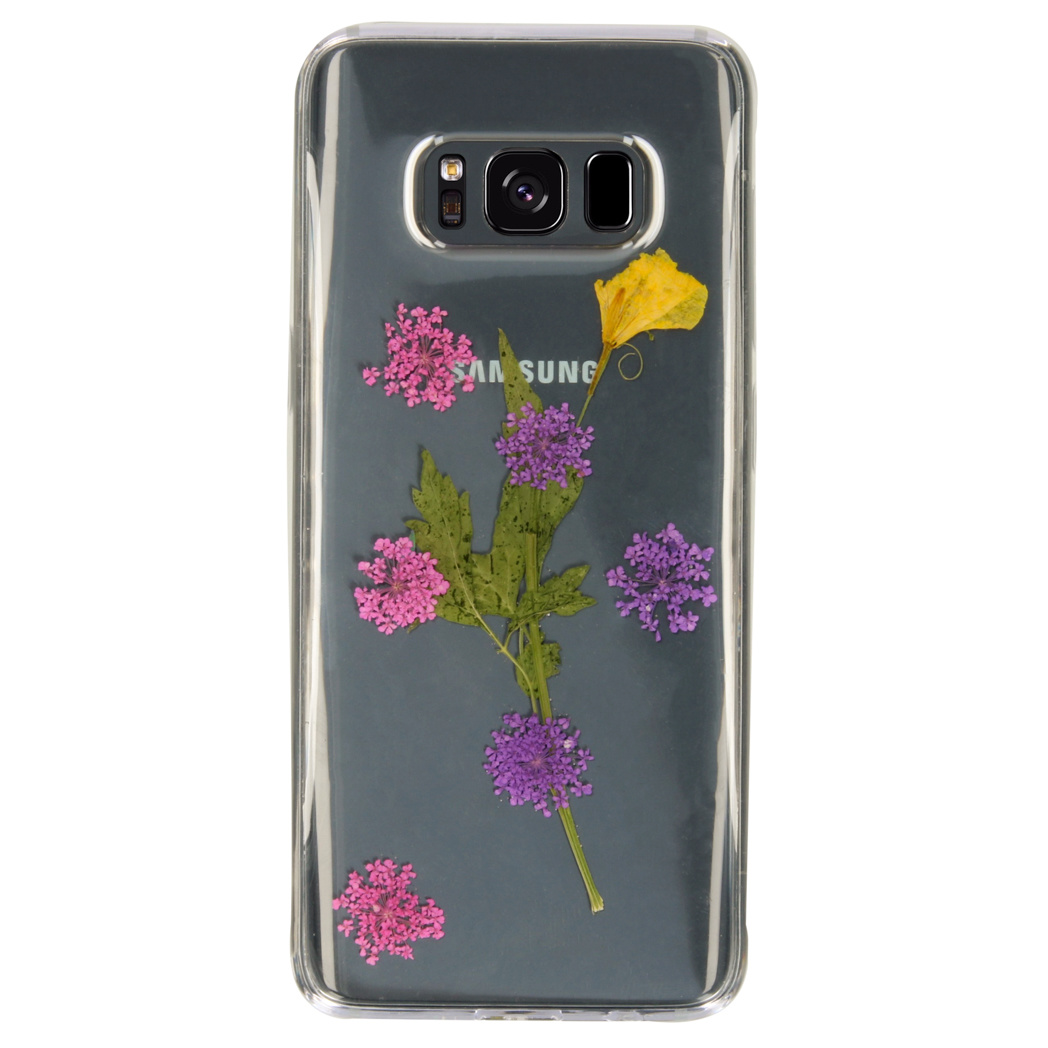 My Jewellery Design Hardcase Samsung Galaxy S8 - Wildflower
