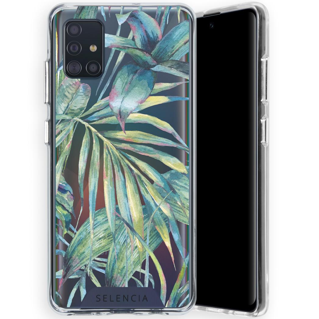 Selencia Zarya Fashion-Backcover mit zuverlässigem Schutz Galaxy A51