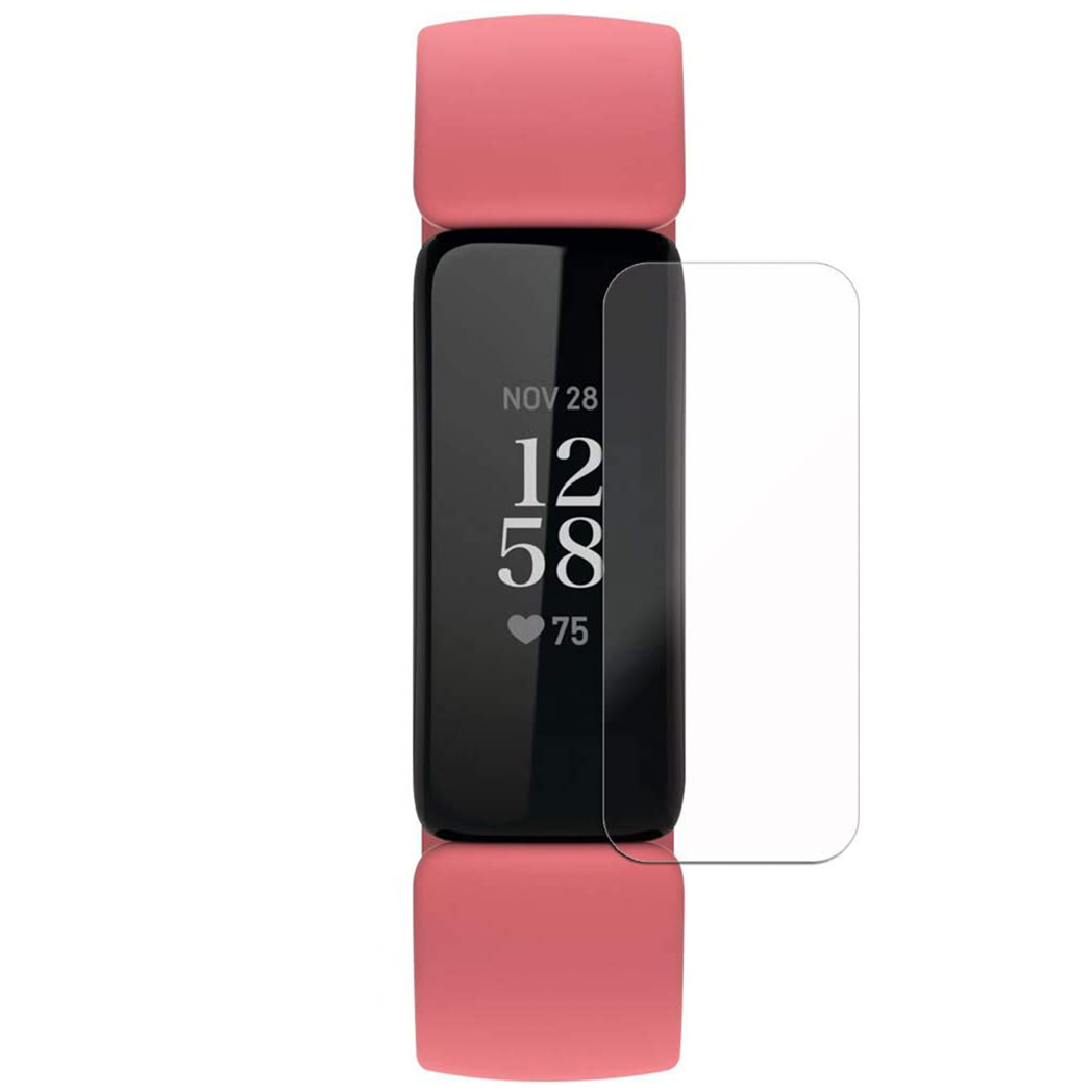 iMoshion 3 Pack Displayschutz Fitbit Inspire