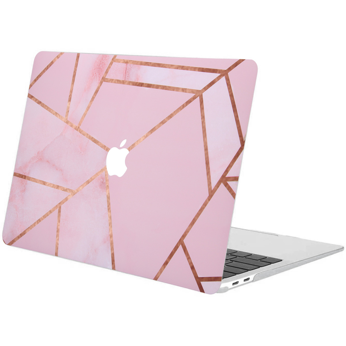 iMoshion Design Laptop Cover MacBook Air 13 Zoll (2020) -Pink Graphic