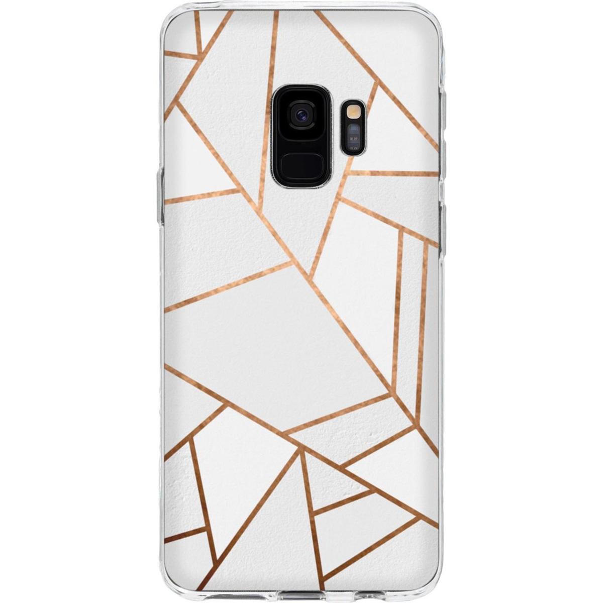 Design TPU Hülle für das Samsung Galaxy S9