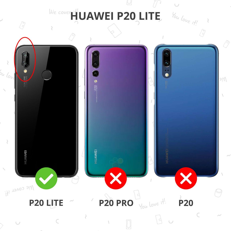 Duo Pack Screenprotector für das Huawei P20 Lite 20