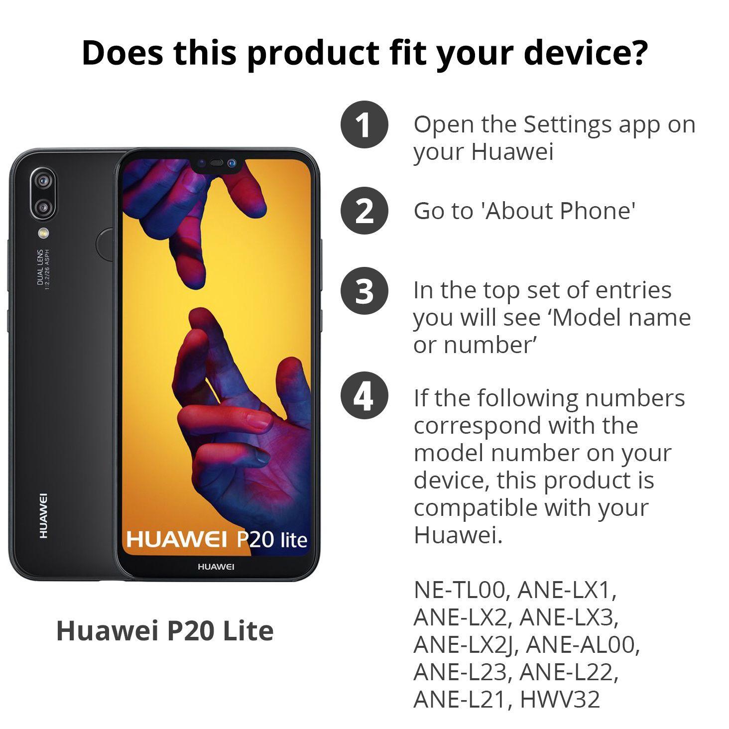 Sportarmband Huawei P20 Lite   Handyhuellen.de