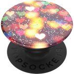 PopSockets PopGrip - Glitter Bokeh Hearts