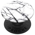 PopSockets PopGrip - Dove White Marble