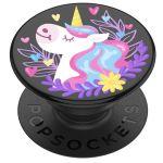 PopSockets PopGrip - Unicorn Day Dreams Black Gloss