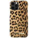 ideal of Sweden Fashion Back Case iPhone 12 (Pro) - Wild Leopard