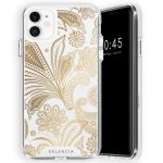 Selencia Zarya Fashion-Backcover mit zuverlässigem Schutz iPhone 11 - Paisley Gold