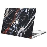 iMoshion Design Laptop Cover MacBook Pro 13 Zoll Retina -Black Marble